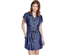 Dámské šaty Maren Chambray Shirtdress