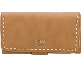 abc2cd0fb Guess Elegantná dámska peňaženka Julia na FileClutch in Cognac