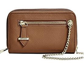 1a67eda89f2d Guess Elegantná peňaženka G by GUESS Women`s Janie Double-Zip Tech Wristlet