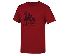 Shirt pentru bărbați Emblem Garnet 10000103HHX