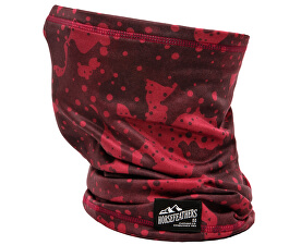 Horsefeathers Nákrčník Neck Warmer II Strawberry Camo AA818Y 7c19d3a6f0