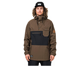 Pánska bunda Recruit Brown SM902A