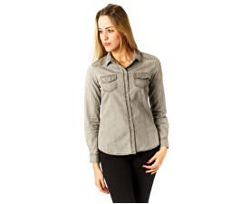 Dámská košile Rosy W16-161 Grey