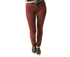 Dámské kalhoty Femin W16-293 Plum