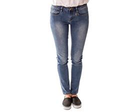 Dámské kalhoty Fuxin S17-492 Denim