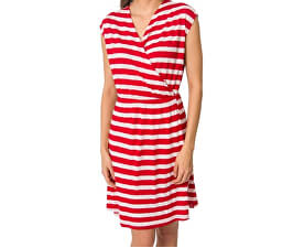 Dámske šaty Vivero S18-393 Red