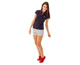 Dámske šortky WECA S17-380 Striped
