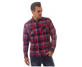 Pánská košile Rudny W17-412 Red