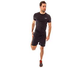 Pánske športové tričko s krátkym rukávom Xeron S17-510 Black