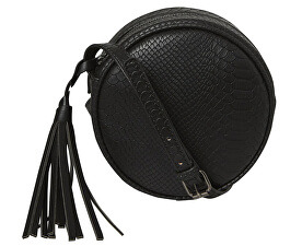 Dámská crossbody kabelka Brooke Cross Body Round Black