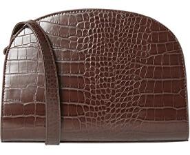 Dámská crossbody kabelka PCHALLIE CROSS BODY Chocolate Fondant