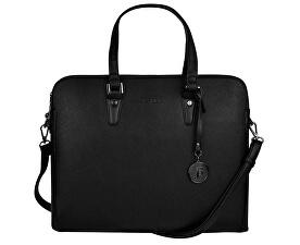Dámská kabelka na notebook 3756 Black