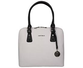 Dámská kabelka Grey/Black YF1708-796