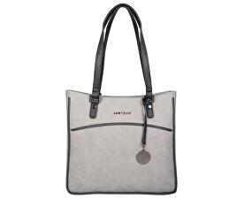 Dámská kabelka Grey/Dark grey YF1708-775