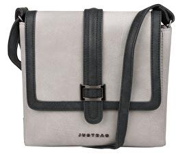 JustBag Dámska kabelka YF1710-805 Grey e7a540fe8f4