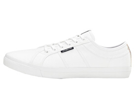 Tenisky Jfwross Canvas Bright White Sts