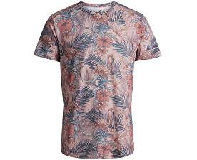 Tricou pentru bărbați Jorfloras Tee Ss Crew Neck Silver Pink