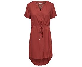 Dámske šaty JDYMASON S/S LACE DRESS WVN Tandori Spice