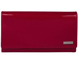 Dámska kožená peňaženka 50042 Red