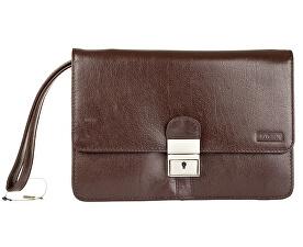 Kožená taška Brown E-2016