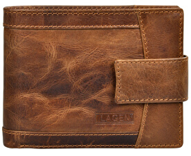 Maro pentru bărbați portofel din piele maro V-06 / V