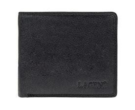 Lagen Pánska kožená peňaženka 1154 Black a49e7d42e9b