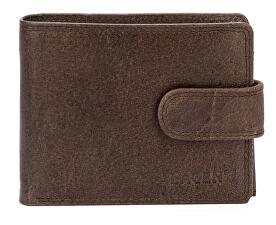 Pánska kožená peňaženka 4006 Dark Brown