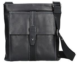 Pánska taška cez rameno 22421 BLACK
