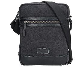 Pánská taška přes rameno 23306 BLACK