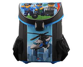 Ghiozdan LEGO CITY Police Chopper Easy