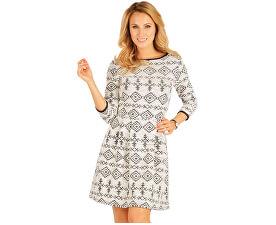 Litex Dámske šaty s 3 4 rukávom 90296 a7c0dab638