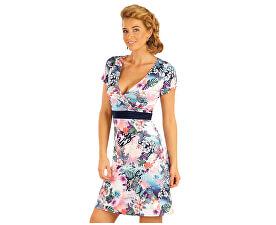 Dámské šaty s krátkým rukávem 93498