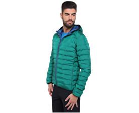 Jachetă de oraș pentru bărbați Itall Lu Meadow verde CLM1751-P21P