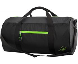 Taška cez rameno Leonte Black/Green BA17172-V11N