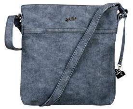 Crossbody modrá kabelka April Crossover Bag Blue