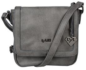 Elegantní kabelka Edith Dark Grey