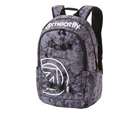 Batoh Basejumper 3 Backpack A - Binary Camo Print