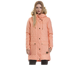 Dámská bunda Sylva 2 Parka Apricot Heather