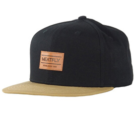 Kšiltovka Exchange Snapback A - Black
