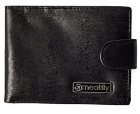 PortofelRiker Leather Wallet A Black