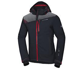 Pánská lyžařská bunda Iwo Blackred BU3403SNW-277