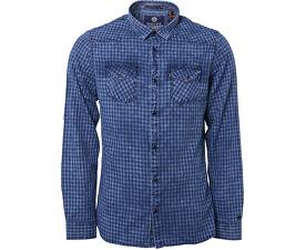 Noize Pánská košile Indigo 4746260-00-33 fa2d909234