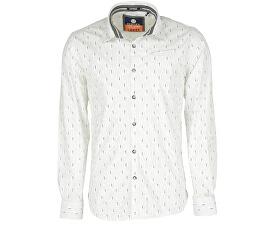 Pánska košeľa White 4346106-00