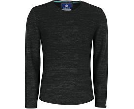 Shirt pentru bărbați cu mâneci lungi Black 4423110-00