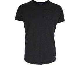 Pánske tričko s krátkym rukávom Black 4434220-00