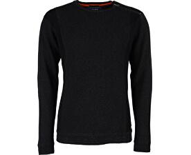 Pánský svetr s dlouhým rukávem Charcoal 4523235-00