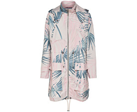Dámska bunda Jasmin Oversized Aop Parka Box Otw Moonbeam