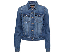 Dámská bunda Justice Dnm Jacket Bj Bb Dark Blue Denim
