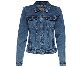Dámská bunda Tia Dnm Jacket Bb Mb Bex02 Medium Blue Denim