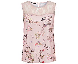 Dámská halenka Butterfly S/L Lace TOP WVN 15163480-Rose Smoke